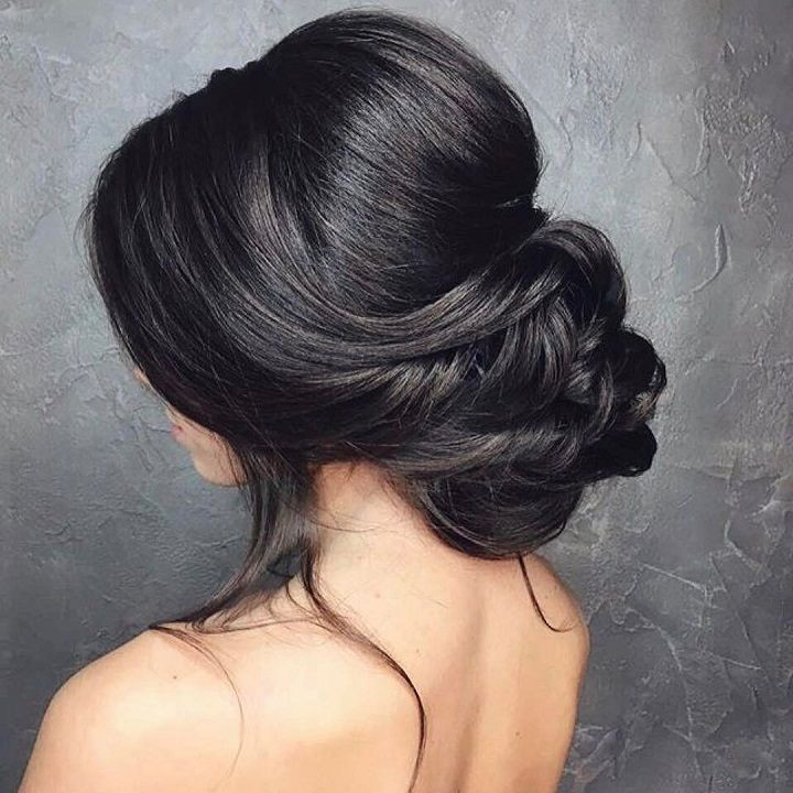 top asian bridal hairstyle for brides and bridal party