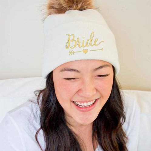 Bride to be Woolen Hat for Hen Party