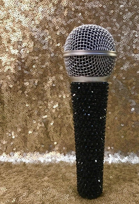 Wedding Reception Party Decor ideas Microphone