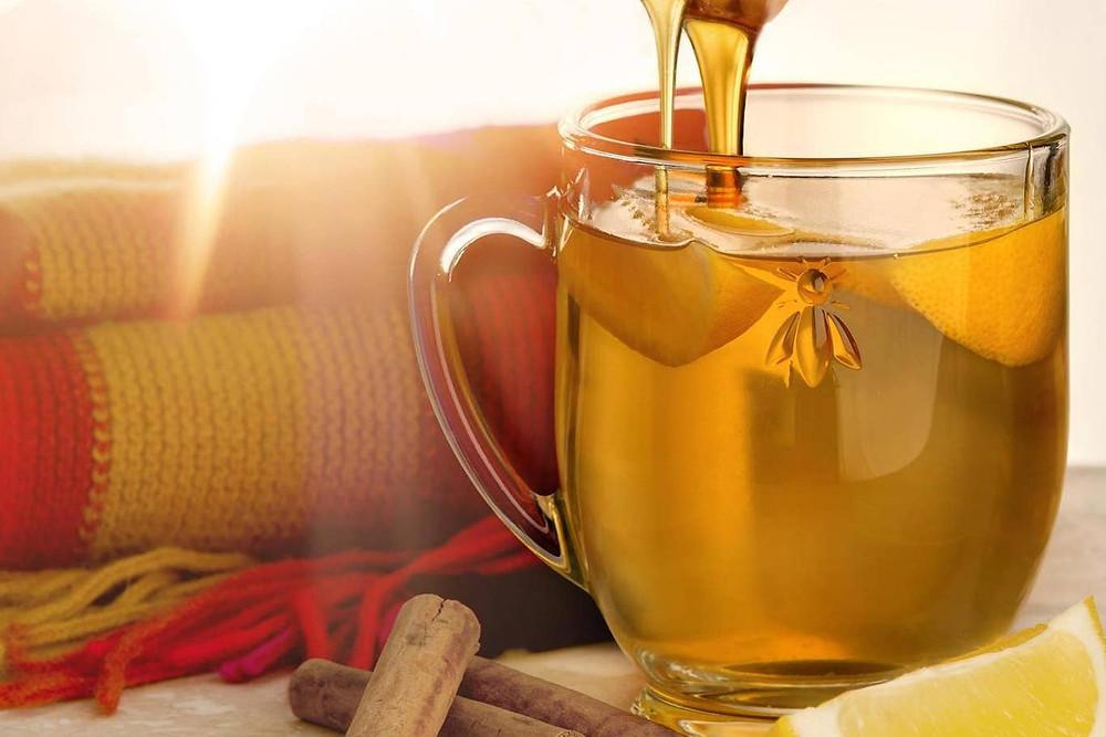Manuka Honey Lemon Hot Water Blog By Annie Shah