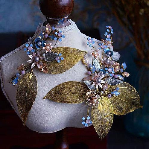 Ariana Luxury Crystal Wedding Hair Accessory