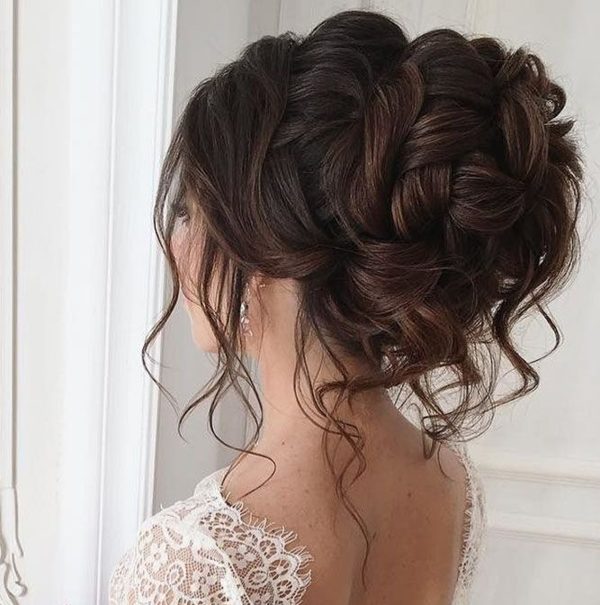 perfect for Indian pakistani wedding hairstyle