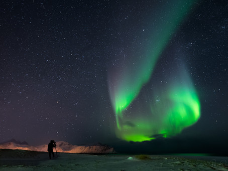 the Mesmerizing Northern Lights...