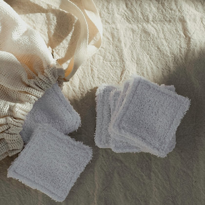 Almohadillas faciales 5 piezas