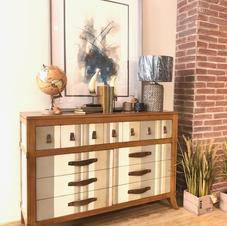 Muebles de entrada - Consola con cajones
