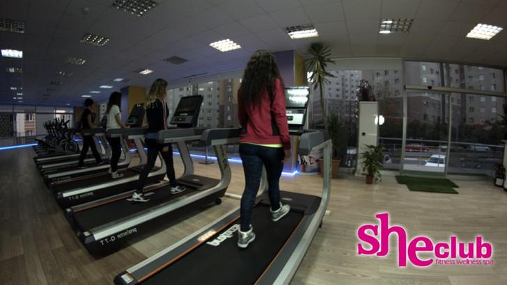 Sheclub Cardio