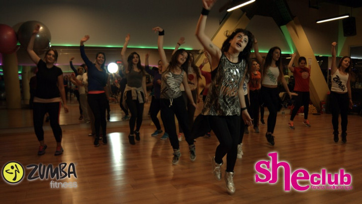 Sheclub Zumba