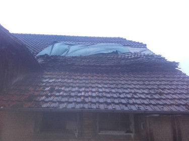 Reparatur Dach