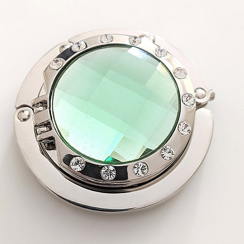 Mint Crystal with Compact Mirror
