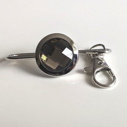 Mocha Solitary Crystal Key Finder