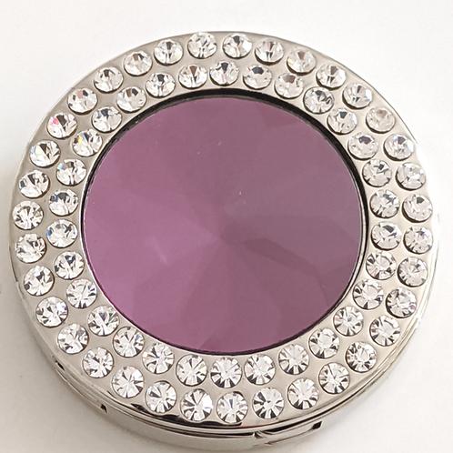 Opulent Purple Crystal