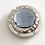 Thumbnail: Grey Crystal with Compact Mirror
