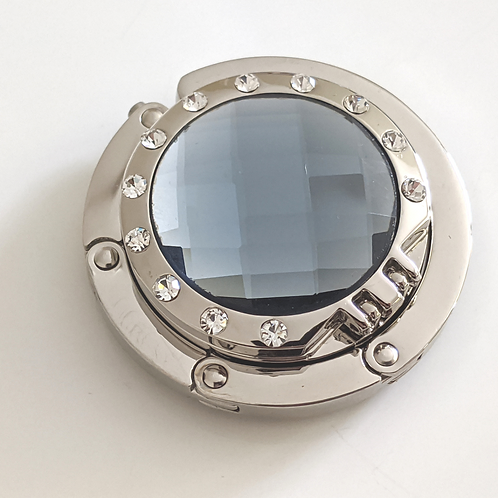 Grey Crystal with Compact Mirror