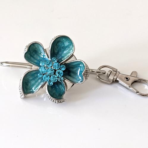 Blue Flower Key Finder