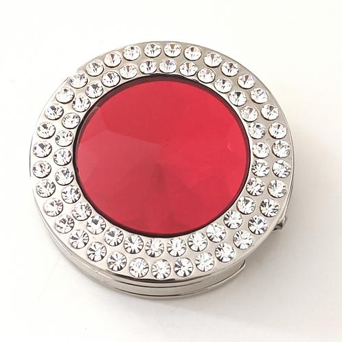 Opulent Ruby Crystal