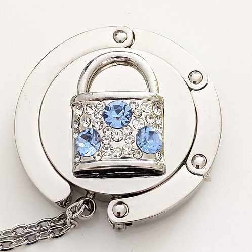 Blue locket