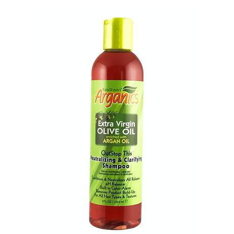 Clarify Shampoo 8oz
