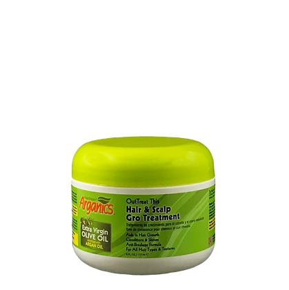 Hair & Scalp Gro Treatment 6oz.