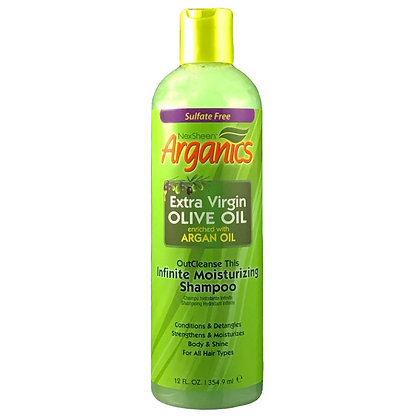 Infinite Moisturizing Shampoo 12oz
