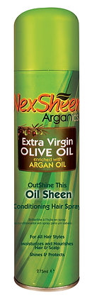 Oil Sheen Conditioning Hair Spray 275ml