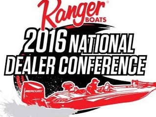 RangerBoats ディーラーカンファレンス