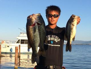 昨日も釣果ありました!
