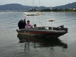 釣れそうな琵琶湖