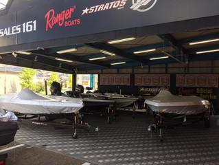 Ranger Boats社からの  入荷ラッシュ!!