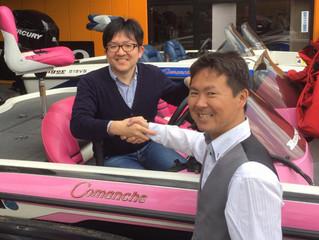 バスボート買取!サマーキャンペーン!!