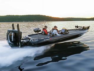 Ranger Z521ーL ビッグレイク専用艇。