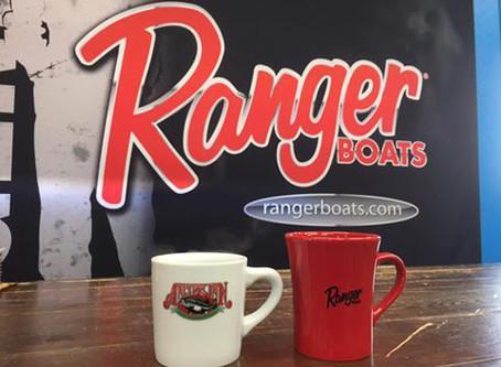 RangerBoats マグカップ