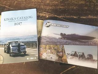 2017年カタログ到着!