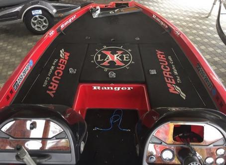 限定レアモデル RangerBoats520VXレイクX