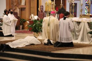 Deacon Franckel Fils-Aime ordained a Priest!