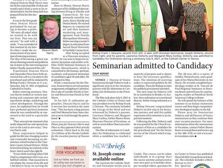 Seminarian Updates