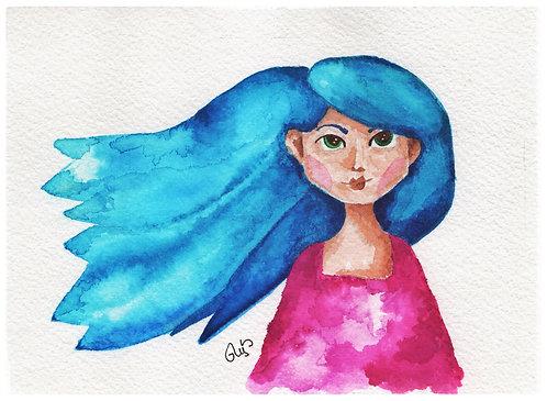 'Azul'.
