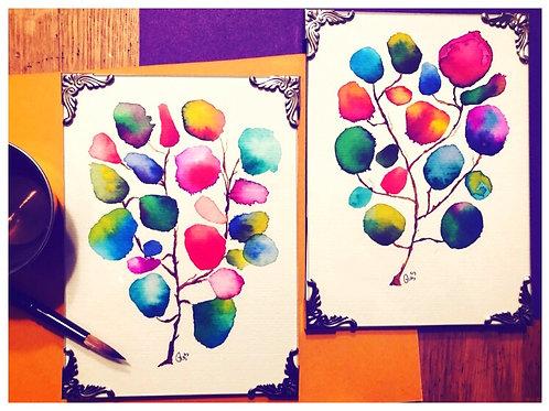 'Naturaleza de colores'.