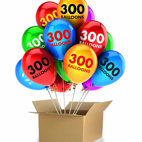 300 Balloons Special