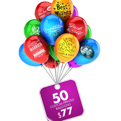 50 Balloons Special