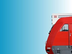 DB Fernverkehr - Baureihe 101 / DB-Logo Originator: Volker Emersleben Copyright: