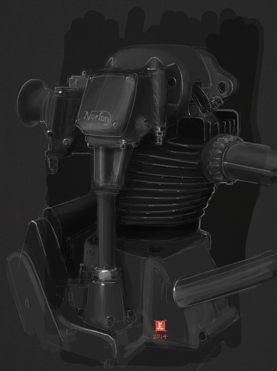 Norton Motor