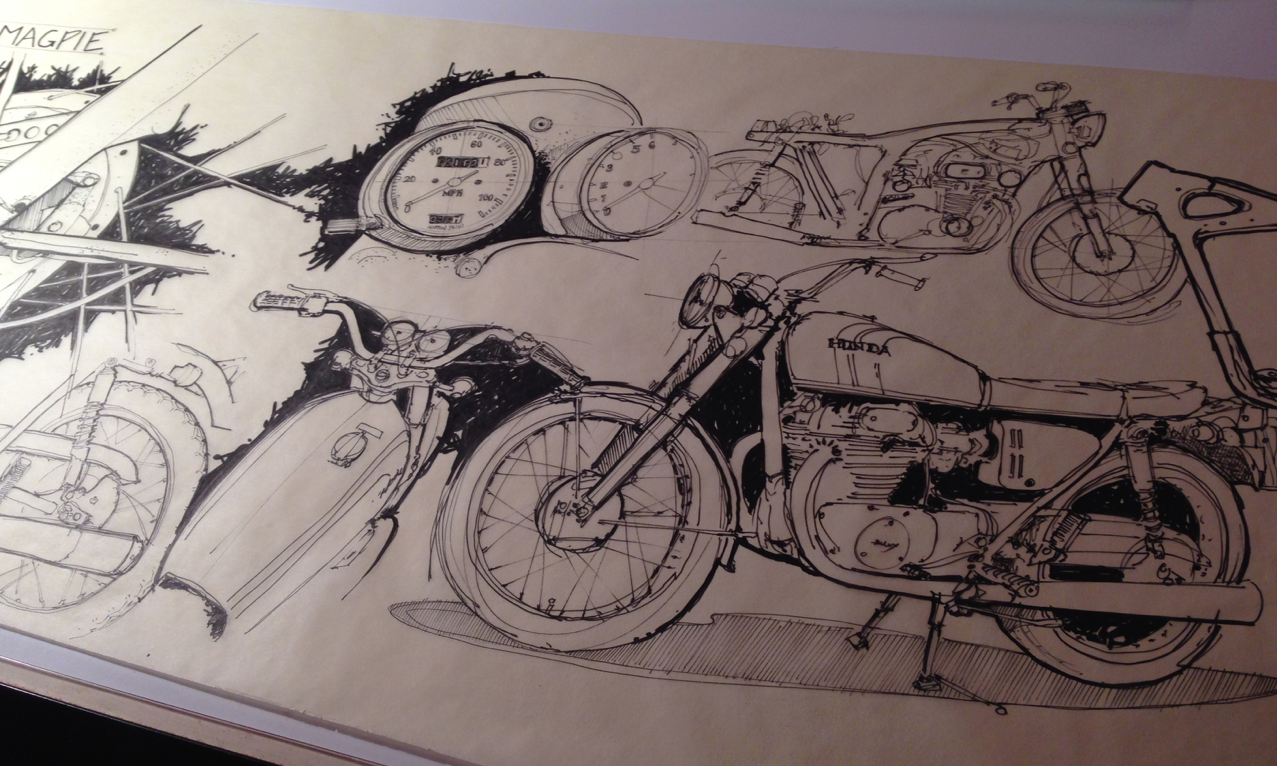 CB350 - Commission