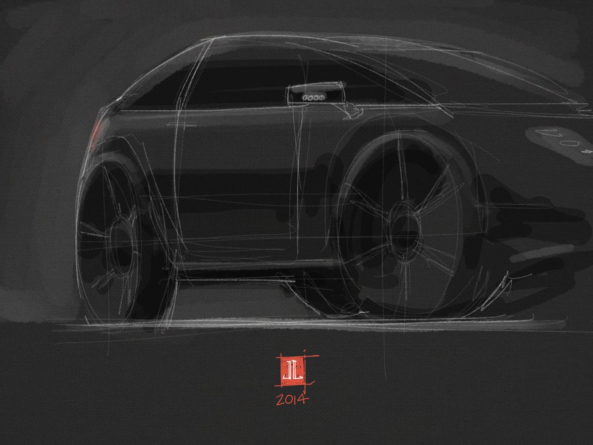 Automotive Doodle