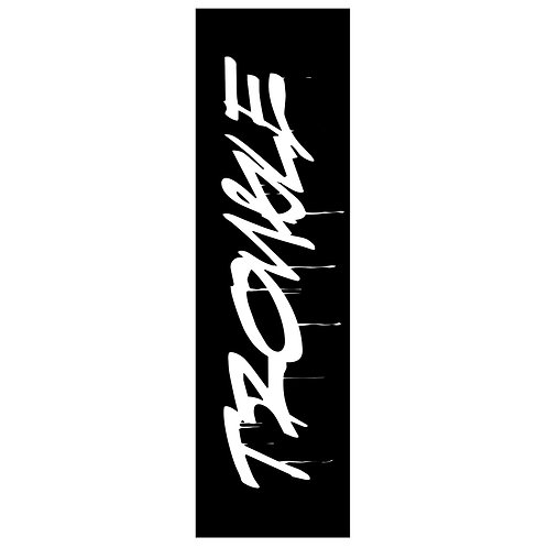 Lija Negra Trouble, Graffiti Tag