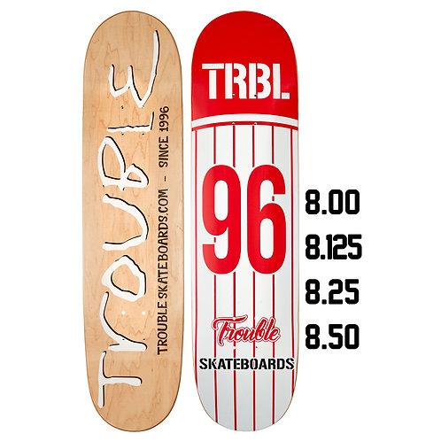 Tabla Trouble, Team 96, Inc. Lija