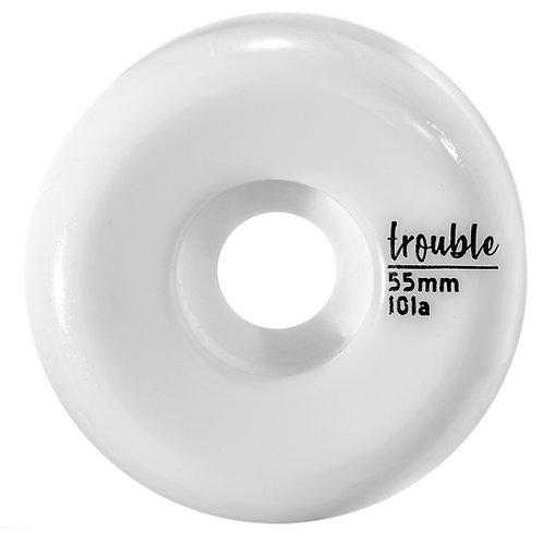 Ruedas Trouble, Blank 55mm