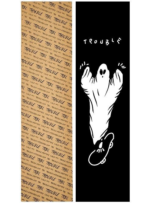 Lija Negra Trouble, Graphic