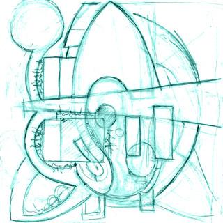 Sketch - Ground Floor