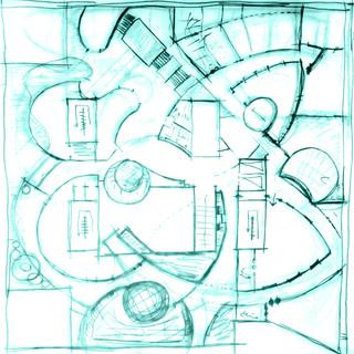 Sketch - First Floor