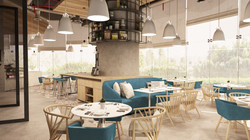 Hamper Cafe - Dining View